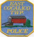East Cocalico Police Patch