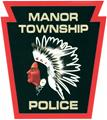Manor Township Police Patch